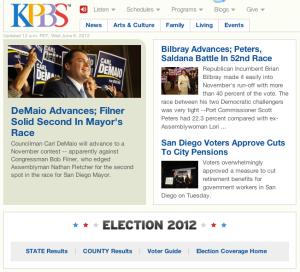 Showdown Between DeMaio, Filner In SD Mayor's Race
